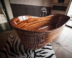 Wooden Bathtub Best 25 Wooden Bathtub Ideas On Pinterest Wood Bathtub Asian