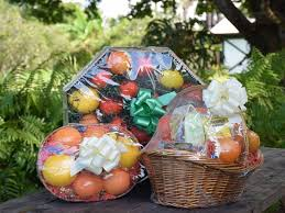 countryside citrus vero beach florida gift basket