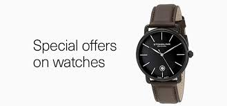 men s watches amazon co uk special offers on watches