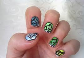 Easy At Home Nail Designs For Short Nails - [peenmedia.com]