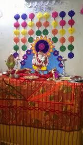ganesh decoration ideas at home home decor ideas