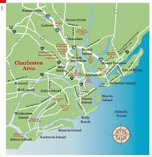 charleston sc maps  traveler mag