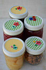 Decorative Mason Jar Lids Homemade Mason Jar Gifts Salt Lick Lessons 73