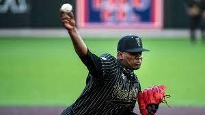 MLB draft pick Kumar Rocker over ...