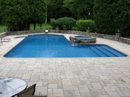 ... Amazing Backyard Design Ideas With Swimming Pool Design Ideas : Cool  Backyard Decorating Design Ideas Using ...