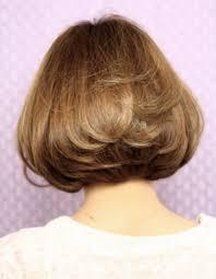 ミセス髪型小顔前下がりボブke 23 ヘアカタログ髪型ヘア