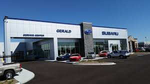 Who Is Gerald Subaru Of Naperville Illinois Car Dealers