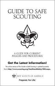 Guide To Safe Scouting Chart How To Series 2015 Update Guide To Safe Scouting