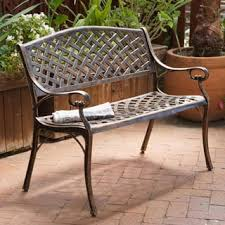Outdoor Benches For Less Overstock