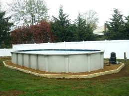 above ground pool landscape ideas above ground pool landscaping ideas on a budget around garden pools above ground