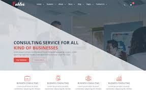 Bootstrap Website Fables Free Bootstrap 4 Html5 Business Website Template