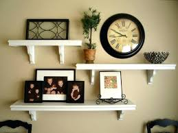 What To Put On Floating Shelves Best What To Put On Wall Shelves Stylish Floating Shelves Wall Shelves