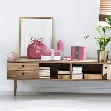 Мешочек для ланча <b>MB Pochette Monbento</b>, цвет розовый ...