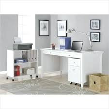 white desk with file cabinet white and grey mosaic storage desk with student tray for modern