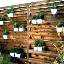 privacy wall outdoor deck screen ideas screens impressive decoration diy dec