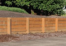rock retaining wall ideas cost how