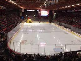 Floyd L Maines Veterans Memorial Arena Seating Chart Floyd L Maines Veterans Memorial Arena Section 23 Row J