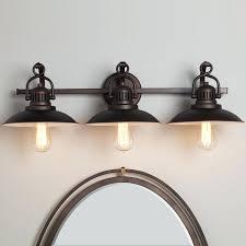 style bathroom lighting vanity fixtures bathroom vanity. Fabulous Farmhouse Bathroom Vanity Lights Beautiful Bronze Light Fixtures Lighting Captivating Style B