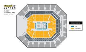 Stockton Arena Seating Chart Stockton Thunder Seating Chart