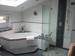 Dusche Mosaik Grau Badezimmer Modern 2017 Bodenfliesen Im