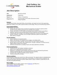 Draftsman Job Description Resume. Cad Draftsman Resume Examples ...
