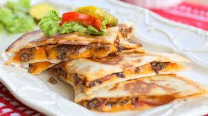 mexican food quesadilla. Delighful Quesadilla Mexi Cheeseburger Quesadillas And Mexican Food Quesadilla U