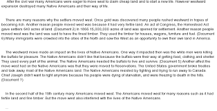 westward expansion at com essay on westward expansion