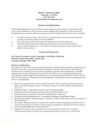 Hospitality Resume Templates Hotel Manager Resume Sample A