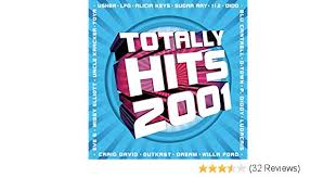 Outkast Chart Topper 2003 Totally Hits 2001 Explicit By Various Artists On Amazon