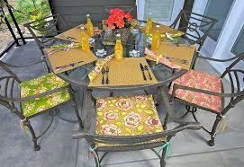 diy dining chair cushions outdoor fl room