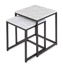 aldi s marble tables look exactly like
