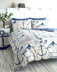 seaside duvet cover wharf boat ship waves nautical anchor super king duvet quilt cover within comforter seaside duvet cover