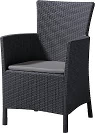 Плетеное пластиковое <b>кресло Keter Iowa</b>, купить в интернет ...