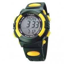 talking watches mens english gigaworld electricals lifemax 429 talking atomic digital watch