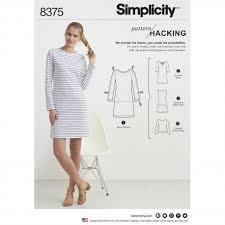 Simplicity Pattern Beauteous 48