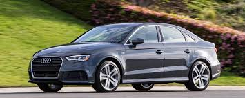 recently u s news world report recognized the 2018 audi a3 at the chicago auto show and deemed it the best luxury small car for the money