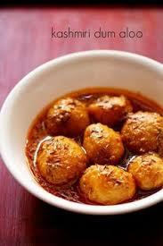 kashmiri dum aloo recipe how to make kashmiri dum aloo recipe veg recipes of india