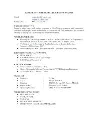 Cover Letter With Salary History Simple Resume Format