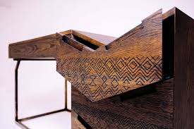 contemporary african furniture. Photo 8 Of Contemporary African Furniture Design - Mvelo Desk By Siyanda Mbele ( #9) R