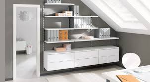 office wall shelving systems. Shelving System ON-WALL - Office Storage For Loft Conversion Wall Systems