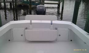 looking for ideas folding rear bench seat 26 scarab the within boat seats designs 10