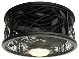 enclosed ceiling fan with light far fetched fans lights tropical outdoor for 87 glamorous decorating ideas
