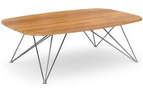 Esszimmertisch Aus Holz Eiche Mit Metallfüßen Esstisch Massivholz E