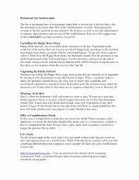 Bar Business Plan Bar business plan group home template new sample for how write small 1
