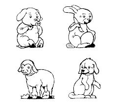 Disegno Di Animali Della Fattoria Da Colorare Acolorecom