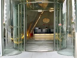oversized circular sliding doors