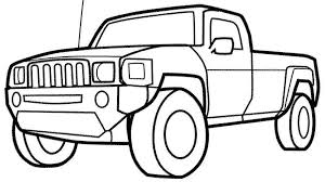 Cars And Trucks Coloring Pages Awesome Coloring Pages Trucks Car And