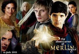 Image result for ‫سریال افسانه مرلین The Adventures of Merlin‬‎
