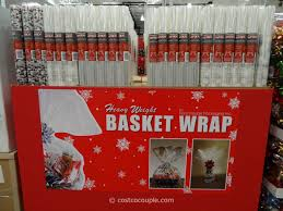 cellophane basket wrap costco 1