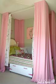 for this little bright colorful girl bedroom small changes with a big impact aside from the new bed frame which is at least 20 years old we purchased a